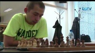 Izgalmas végjáték után ezüstérmes lett a sakkcsapat