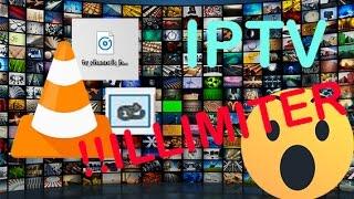 Comment avoir un IPTV ILLIMITÉ,résoudre de problème,créer un playlist IPTV!!