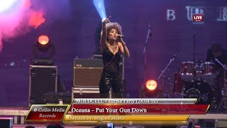 Oceana - Put Your Gun Down (Live @ Moldcell Purple Party) (28.04.12)