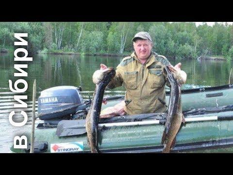 джиг на озере на щуку
