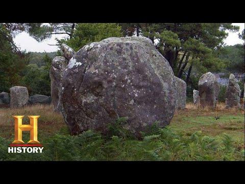 Ancient Aliens: Carnac Stones Baffle Archaeologists (Season 9) | History