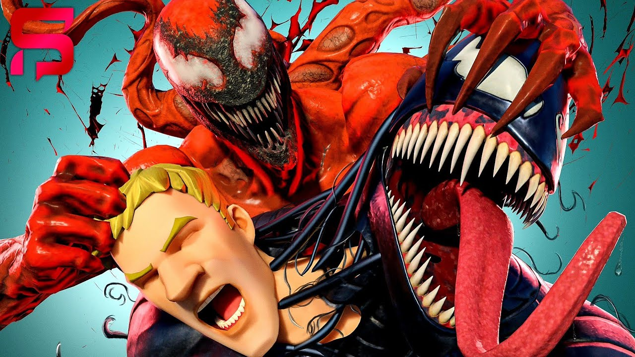 LET THERE BE CARNAGE... Fortnite Seasons 8