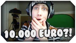 10.000 euro schade..