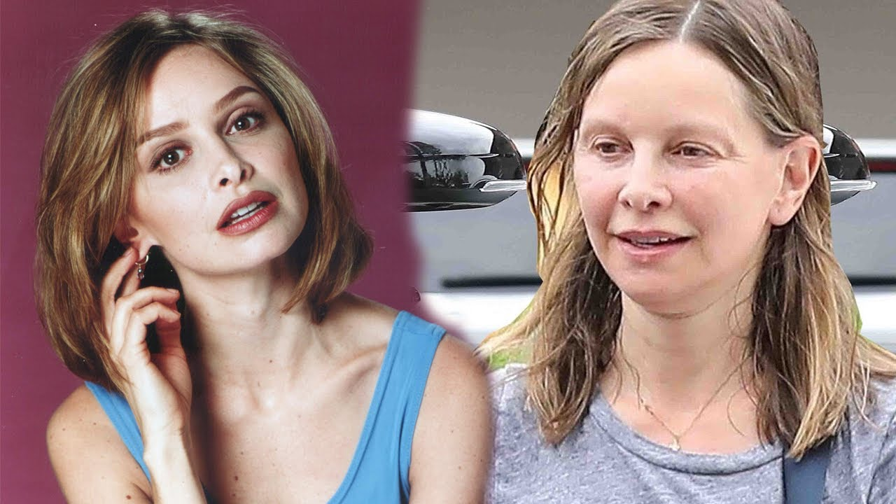Download What Really Happened to Calista Flockhart - Star in Ally McBeal