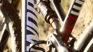 Late afternoon riding with Specialized Camber 2014