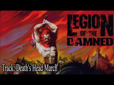 LEGION OF THE DAMNED - Slaughtering... Full Album