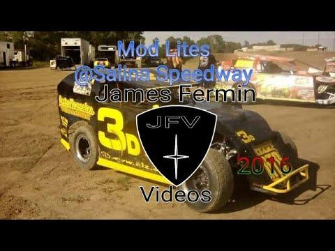 Mod Lite Division Feature #7, Salina Speedway