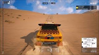 Dakar 18 - Peugeot 205 T16 (1987) Gameplay (PC HD) [1080p60FPS]