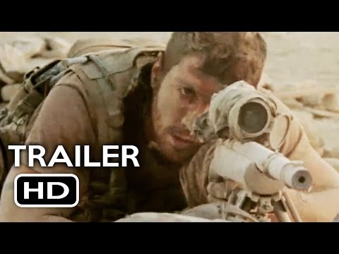 The Wall Official Trailer #1 (2017) John Cena, Aaron Taylor-Johnson Drama Movie HD letöltés