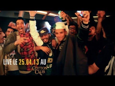 Mobydick Alias Lmoutchou - Ddi Ma T3awed (LIVE @ Le Cotton Club - RABAT)