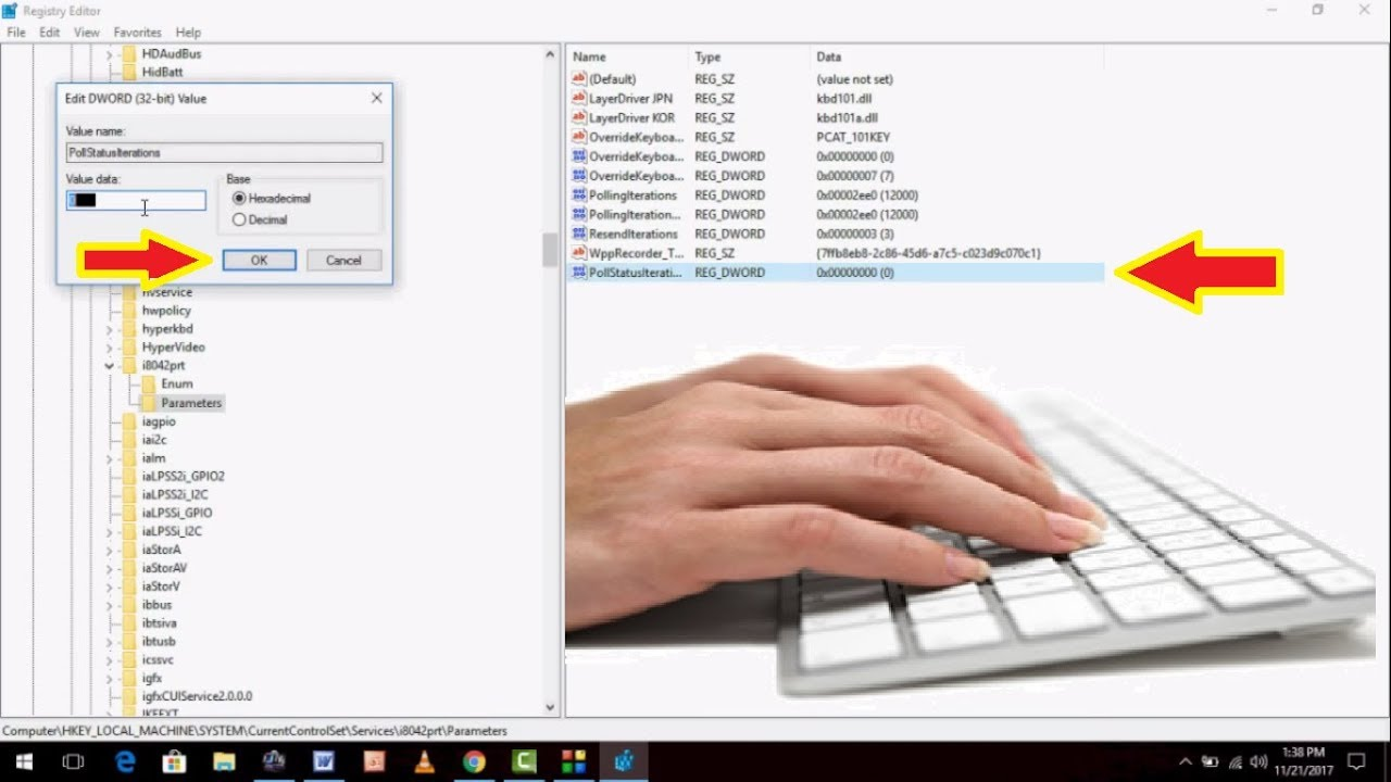 How to Fix Keyboard Running Too Slow in Windows 10