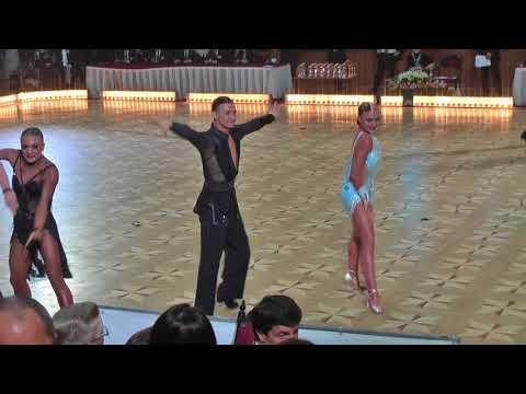 Atsiom Pazniakou - Tatiana Potapova WDSF World Open La Chisinau 1/4