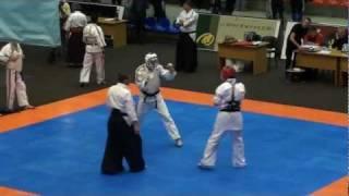 Koshiki karate Москва +82кг Ipon Жестков С.
