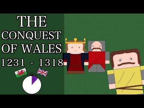 Ten Minute English and British History 12  The Conquest of Wales and the Birth of Parliament
