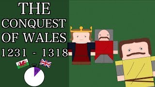Ten Minute English and British History #12 - The Conquest of Wales and the Birth of Parliament