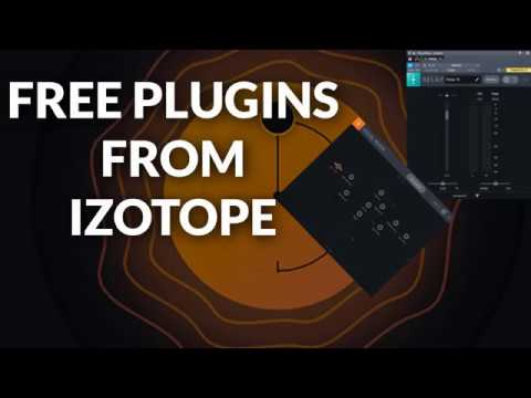 Free Izotope Plugins