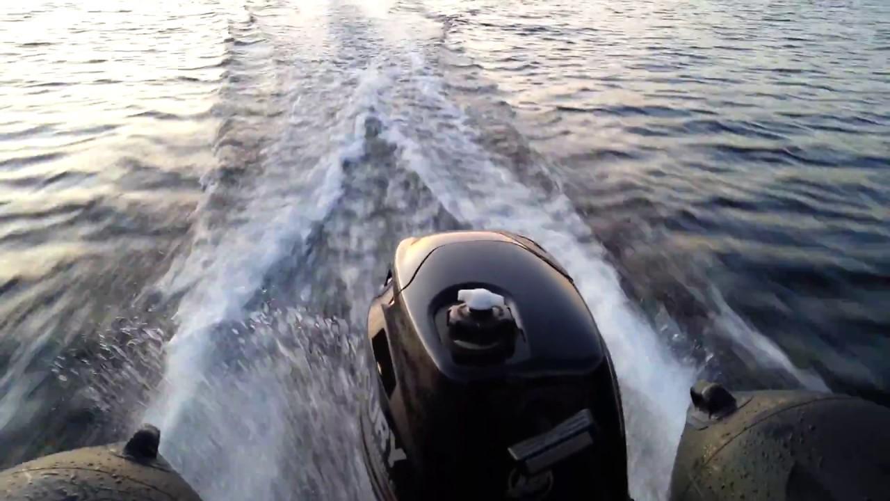 видео с лодочными моторами 5-6 л.с