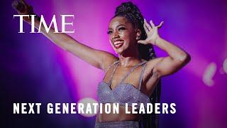 Iza   Next Generation Leaders