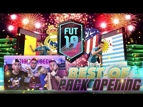 FIFA 19: Best of BLACK FRIDAY PACK OPENING Eskalation 🔥😳