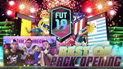 FIFA 19: Best of BLACK FRIDAY PACK OPENING Eskalation 🔥😳