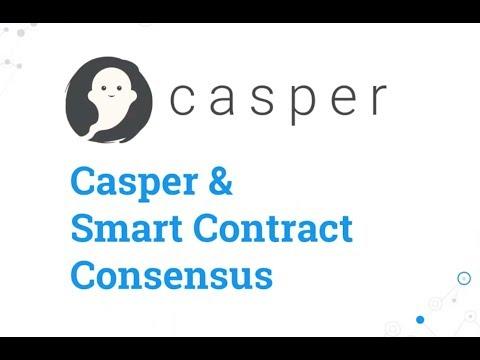 Ethereum PoS: Casper & Smart Contract Consensus Overview