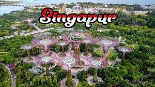 Największe atrakcje Singapuru - Marina Bay Sands i Gardens by the Bay