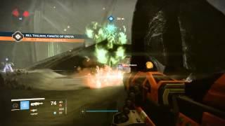 Destiny:TTK Fanatic of crota CALCIFIED FRAGMENT XLVII