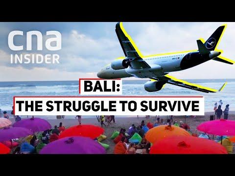 Crisis In Bali's Paradise: The COVID-19 Impact