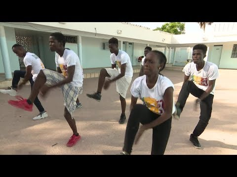 Stepping in Senegal - BBC What's New?
