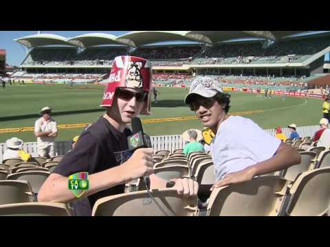 Adelaide Oval Western Stand