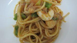 Tuna Pasta || Chel Javier #11