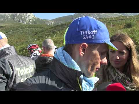 "Rafal Majka claims for the podium in Vuelta 2015: ""I fear nobody"""