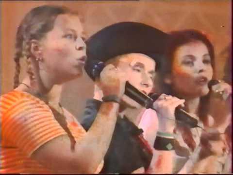 BILLY ZE KICK Mangez moi @ Nulle Part Ailleurs 1994