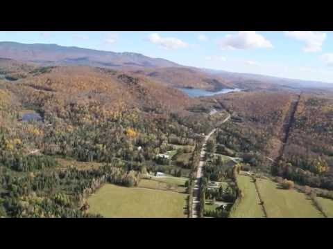 Domaine de Belair Tremblant *Projet Resort et Residences* Video 4 - Mont Tremblant Quebec (8990)