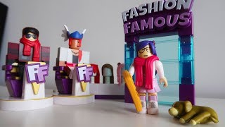 ROBLOX FASHION FAMOUS EN LA VIDA REAL