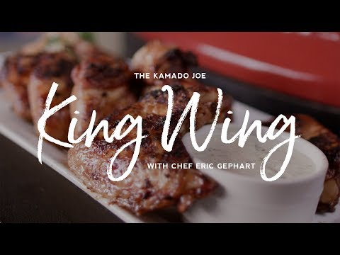 The Kamado Joe King Wing
