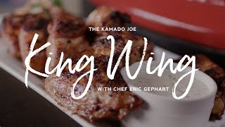 The Kamado Joe King Wing
