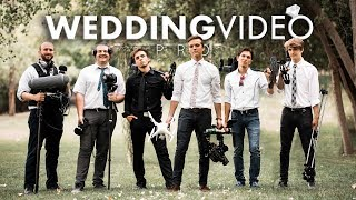 10 Tips to Shooting Cinematic Wedding Videos