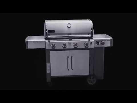 Rösle Gasgrill Made In China : Weber stephen grill u2013 der neue genesis ii youtube