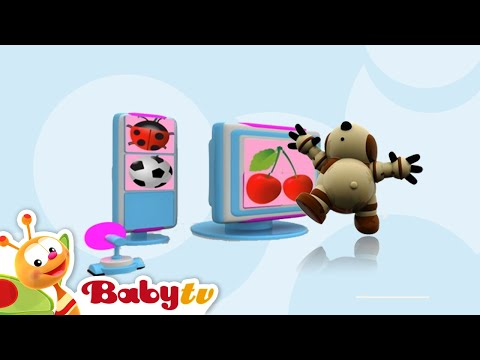 ontbrekende tegelspel - Hippa Hippa Hey, BabyTV Nederlands