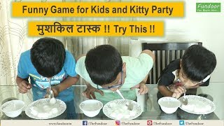 One minute games for kids and adults   Best for Kids Party and Kitty Party