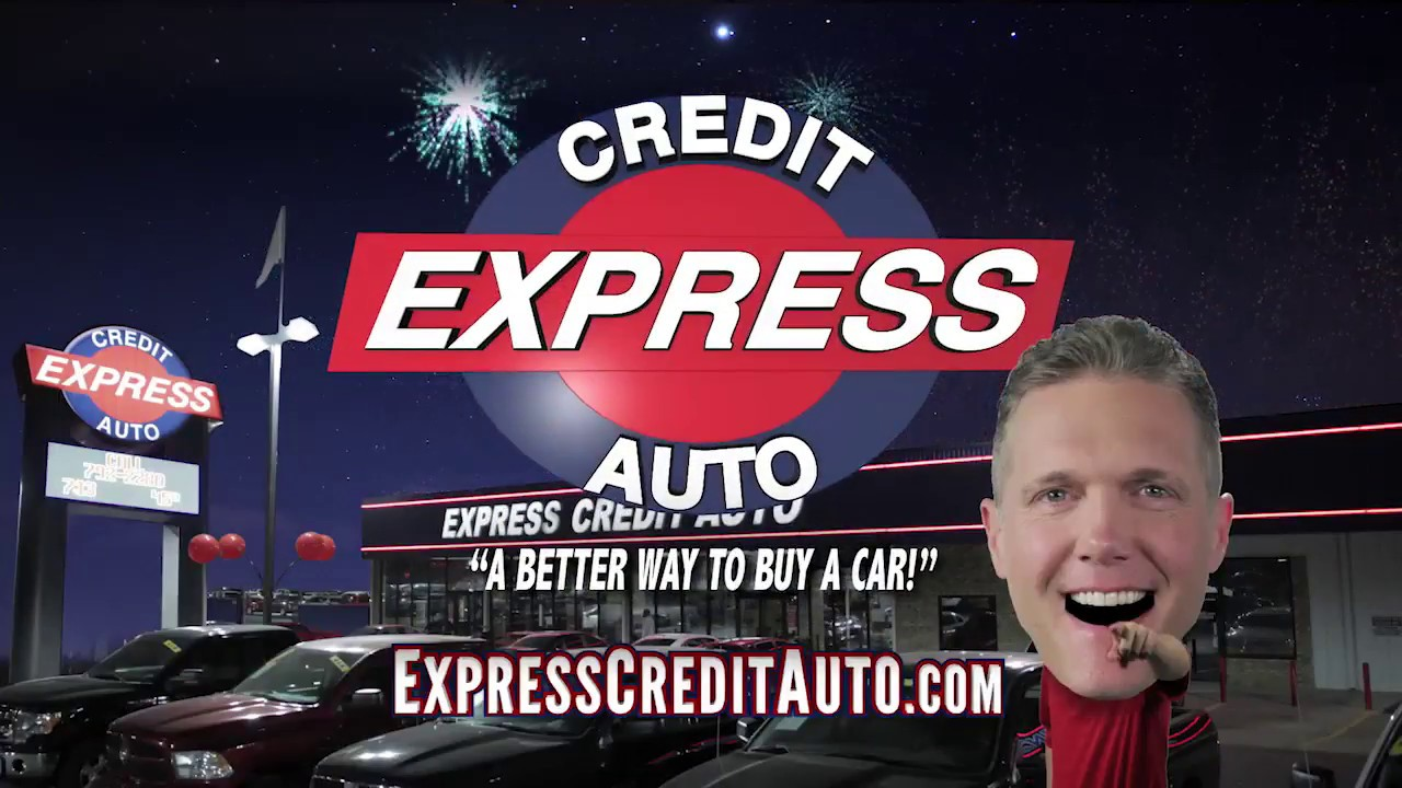 Express Credit Auto >> Make This Year Your Year With Express Credit Auto