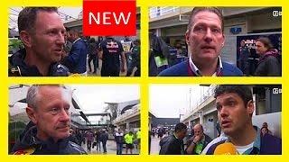 👍 Iedereen Vol Lof Over Max Verstappen Na De GP Van Brazilië 2016 - Compilatie !!!