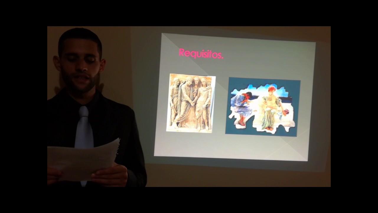 Comparacion Del Matrimonio Romano Y El Actual : Matrimonio en el derecho romano comparado con el derecho mexicano