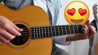 7 LOVE Songs to play on Guitar (FINGERSTYLE)