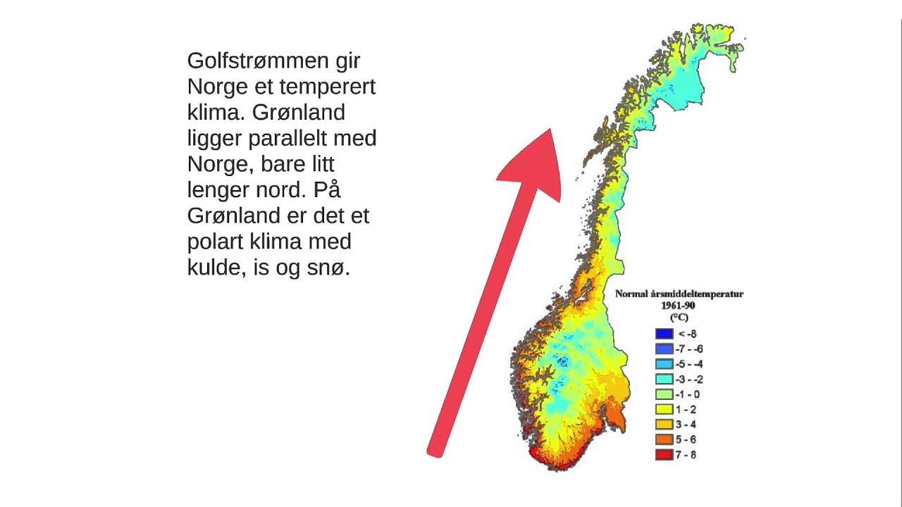 Klima i Norge og klimaendringer globalt