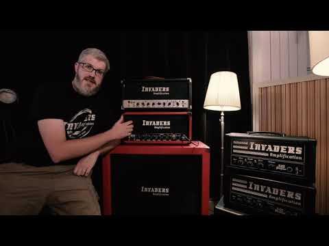 Invaders Amplification - 850 DEVIL VS 950 BAD'AS