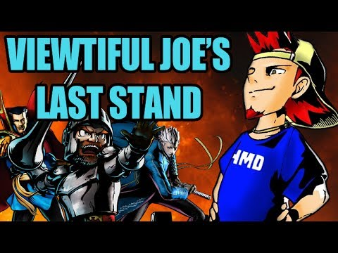 UMvC3 - Viewtiful Joe's Last Stand