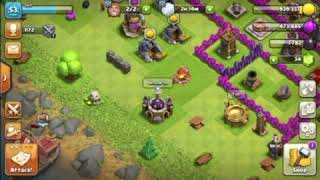 Clash of Clans (sorry about the vid it was to long
