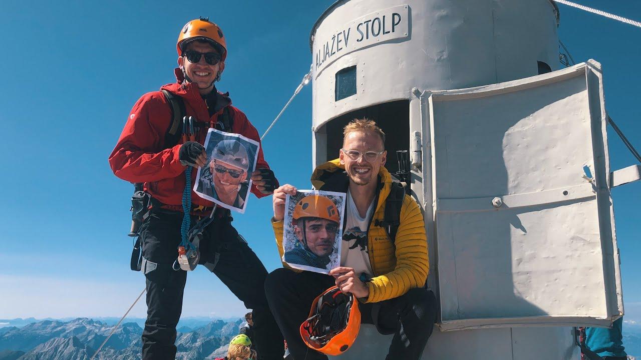 Climbing Triglav from Peter's Point | Part 2